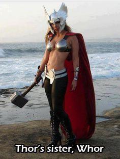 Os Vingadores - Versão feminina