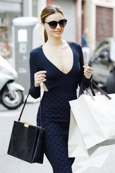 Miranda Kerr Changes Outfits During Paris Fashion Week!: Photo Miranda Kerr steps out in three different outfits while out celebrating 2013 Paris Fashion Week on Sunday (September in Paris, France. Estilo Miranda Kerr, Miranda Kerr Street Style, Street Style 2014, Rocker, Rock Chic, Cutout Dress, Looks Style, Dress To Impress, Celebrity Style