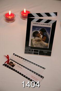 movie themed wedding | Wedding Ideas | Pinterest | Themed weddings ...