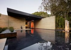 windhover contemplative center offers tranquility at stanford university Architecture Design, Sustainable Architecture, Contemporary Architecture, Landscape Architecture, Landscape Design, Sustainable Design, Residential Architecture, Pavilion Architecture, Classical Architecture