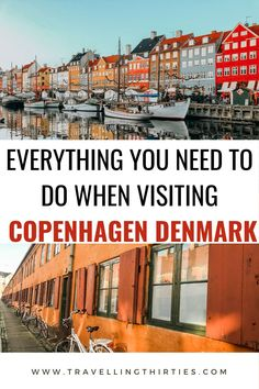 Denmark is such an amazing country to explore and Copenhagen being of no exception. It's the European city that has a little something for everyone. Its got history, culture, art, nightlife, nature