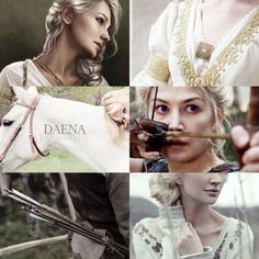 Daena Targaryen, also known as Daena The Defiant, was the eldest daughter of…