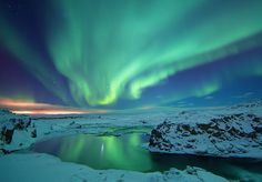 A four-night tour of Iceland's dramatic landscapes and capital city, with breakfast, all travel and entrance to the Blue Lagoon - includes a Northern Lights excursion