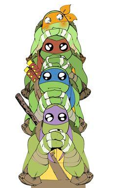 I enjoy Teenage Mutant Ninja Turtles Teenage Ninja Turtles, Ninja Turtles Art, Tmnt 2012, Tmnt Girls, Tmnt Comics, Cartoon Shows, Cute Art, Fan Art, Dog Eyes