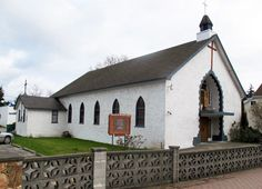 Our Lady of the Rosary Catholic Church, Langford, B.C., Canada