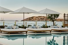 Best Hotels In Ibiza, Ibiza Hotel, Bohemian Hotel, Outdoor Restaurant Patio, Restaurant Hotel, Okinawa Japan, Beach Club, Charleston Sc, Seychelles Hotels