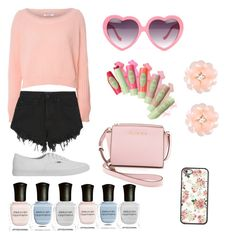 """""""pink"""" by skymorgen on Polyvore"""