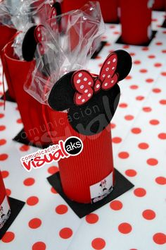 Golosineros De Mickey Y Minnie Mouse 1st Birthday Favors, Elsa Birthday, Mickey Mouse Birthday, Minnie Mouse Party, Dinosaur Birthday, Mouse Parties, Birthday Parties, Fiesta Mickey Mouse, Mickey Mouse Baby Shower