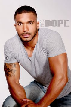 Tyler Lepley is so gorgeous!  I love watching him on the Haves and the Have Nots.