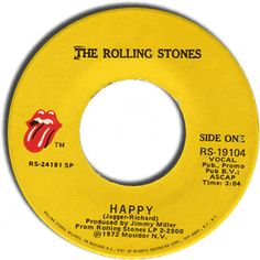 Happy by The Rolling Stones