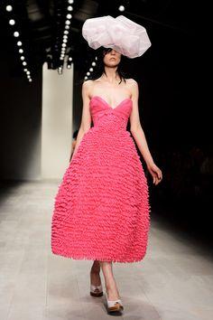 Hot Pink Summer Rose  Hot Pink Color #Trend for Spring Summer 2013!  John Rocha Spring Summer 2013.  More Hot Pink Trend for Spring Summer 2013. #Fashion #Trends  Oct 11th, 201212:36 p.m. GMT.