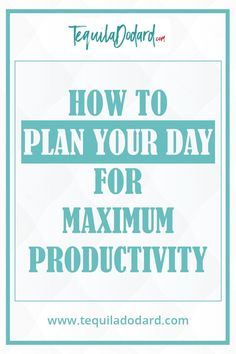Productivity is not an accident. It's a result of commitment to excellence, intelligent planning, and focused efforts. If you want to be more productive, click the pin and learn how to plan your day to achieve maximum productivity. #organizayourlife #productiovitytips #bemoreproductive #smallbusinesstips #entrepreneurtips Productivity Challenge, Work Productivity, Productivity Quotes, Start Up Business, Business Planning, Business Tips, Online Business, Time Management Tools, Organized Mom