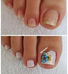 Unhas dos pés com cores e eamaltes perfeitos2.4 Manicure E Pedicure, Pedicure Ideas, Pedicures, Diy Entertainment Center, Nail Polish, Nails, Beauty, Avon, Concept Art