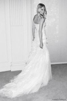 http://weddinginspirasi.com/2012/02/09/alberta-ferretti-wedding-dresses-forever-2012-bridal-collection/ alberta ferretti bridal 2012 #wedding dresses #weddings #weddingdress