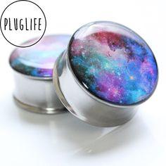 #Galaxy #Nebula #Plugs  pluglifeco.bigcartel.com