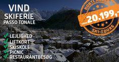 Vind En Skiferie Til Passo Tonale For 4 Personer (Værdi: 20.199,-)