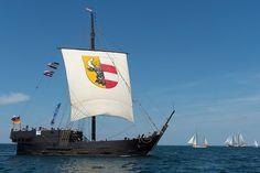 Wissemara #hansesail #sailing #ships #rostock #warnemünde #warnemuende #traditionssegler #tallships #kogge