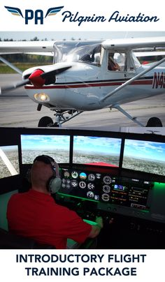 Cape Cod Daily Deal with Pilgrim Aviation. Learn to Fly! This session starts off with a 30-minute lesson on our state-of-the-art RedBird LD Flight Simulator. The Redbird LD is FAA certified as an Advanced Aviation Training Device.  It is equipped with six monitors dedicated only to external views. Then we put you in the pilot seat for a single passenger 30 minute flight with your private FAA certified flight instructor. $125 http://www.capecoddailydeal.com/