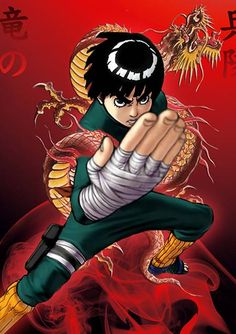 Rock Lee The Dragon Warrior The Dragon Warrior Rock Lee Naruto, Naruto Shippudden, Itachi Uchiha, All Anime, Manga Anime, Boruto, Dragon Warrior, Naruto Pictures, Naruto Wallpaper