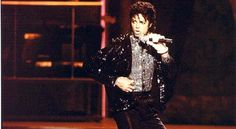 "The Moonwalk: Jackson's gravity-defying, signature dance move is one of his most iconic attributes. It was first premiered on TV special Motown 25 in 1983 during a solo performance of his track 'Billie Jean'. ""There are times when you know you are hearing or seeing something extraordinary...that came that night,"" said Rolling Stone reporter Mikal Gilmore. The performance has gone down in history as one of the defining moments of Jackson's career."