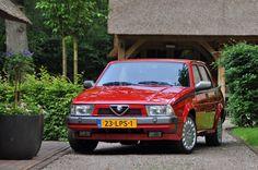 Alfa Romeo 75 America