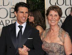 Pin for Later: Kennt ihr schon die Mütter der Stars? Tom Cruise