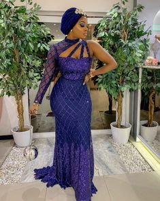 Wedding Guests Steal-worthy Looks - Wedding Digest Naija Aso Ebi Lace Styles, Lace Dress Styles, African Lace Dresses, Latest African Fashion Dresses, African Print Fashion, Ankara Styles, African Lace Styles, Nigerian Dress, African Attire