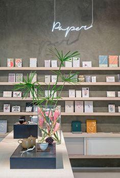 VoyeurDesign - La cultura del té de Paper & Tea en el diseño de su nueva tienda en Berlín