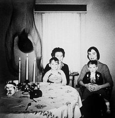 WHO IS THAT | 23 Creepy Pictures That Will Make You Scream Every Time