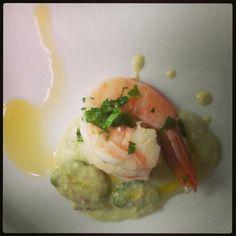 Wild Gulf Shrimp #LuciWineDinner