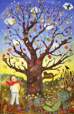 Pinzellades al món: Colors de la tardor / Colores del otoño / Autumn colors
