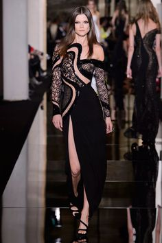 SPRING 2015 COUTURE VERSACE COLLECTION