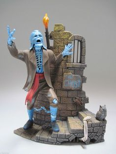 Great build-up of the GHOST OF CASTLEMARE.  Have to start working on mine.