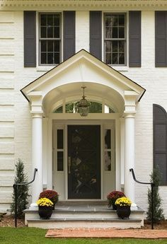 58 Best White Painted Brick Images House Colors Paint