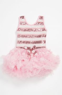 Popatu Petticoat Dress (Toddler) available at #Nordstrom
