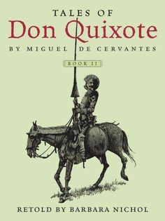 Don Quixote - Miguel de Cervantes--started years ago and never finished.  Guess it's time.