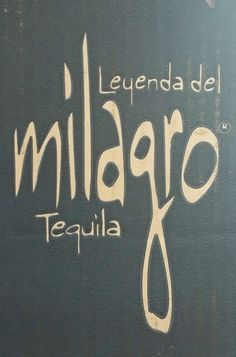 Sipping Off The Cuff: Milagro Select Barrel Reserve Tequila Blanco  Milagro Tequila