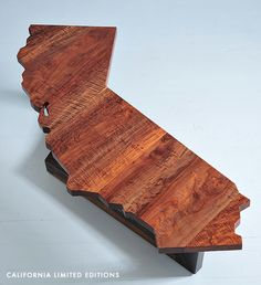 California Limited Edition Tables by Jared Rusten!