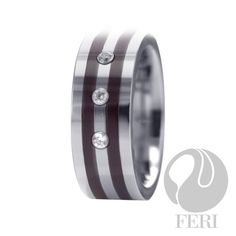 Product # FTR3798    Product Category FERI Tungsten & Plangsten    Perches from My Virtual Designer Mall (VDM) http://www.gwtcorp.com/rjames45        - Tungsten ring  - Shell inlayed  - Set with AAA cubic zirconia  - Hypoallergenic  - Dimension: 8mm (Width)    FERI Tungsten, Plangsten and Hi-Tech Ceramic collections are unique with deep luster from within. The flawless features and indestructible nature of FERI Tungsten, Plangsten and Hi-Tech Ceramic pieces will create an…