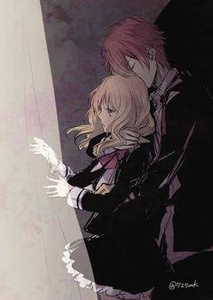 Diabolik Lovers ~ Yui x Ayato