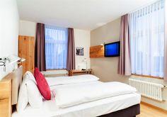 eVacationBreaks - Hotel Alpenblick Berne Switzerland Hotels, Curtains, Bed, Furniture, Home Decor, Blinds, Decoration Home, Stream Bed, Room Decor