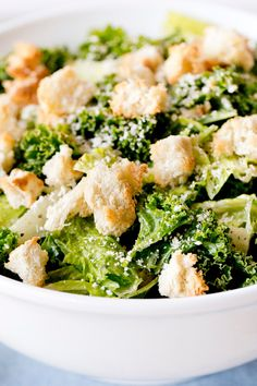 Caesar salad, done right, is a bowl full of contrasts: cool, watery leaves against dry, crunchy croutons; sharp lemon against rich cheese, and biting garlic against soothing egg. Most recipes focus on flavor; this one also unlocks the Caesar's secrets of temperature, texture, heat and umami. (Photo: Rikki Snyder for The New York Times)