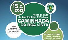 Elvas: Núcleo do Sporting promove Caminhada da Boa Vista