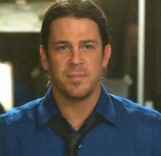 Eliot Spencer (Christian Kane) -Screencap from Leverage- Added by Collen Barber