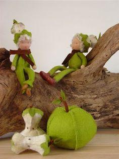 Septemberspring Galerie: Appelventjes
