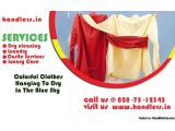 Handlers Offer Express Washing and Dry Cleaning Services in South Delhi at best India prices. Our multiple years of cleaning allow us to take care of clothing for various purposes.