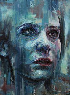 Joshua Miels (Australian, b. 1982, Adelaide, South Australia) - Perseverance, 2016  Paintings: Oil on Canvas