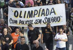 Preocupante la seguridad para las Olimpiadas en Brasil - ...