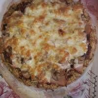 Cukkini pizza recept (liszt és cukor nélkül) Quiche, Macaroni And Cheese, Cukor, Paleo, Pizza, Breakfast, Ethnic Recipes, Desserts, Food