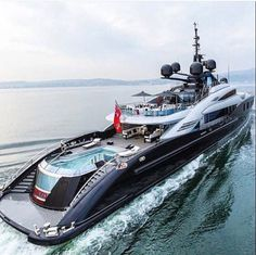 Riding in The Lap of Luxury Travel With a Virgin Island Yacht Charters Yacht Design, Boat Design, Yacht Luxury, Luxury Life, Luxury Boats, Luxury Travel, Super Yachts, Yachting Club, Bateau Yacht